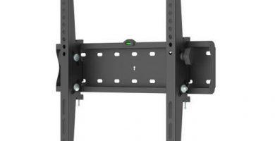 "TooQ LP4255T-B - Soporte fijo inclinable de pared (monitor / plasma / LCD / LED) 32""-55"", Negro"